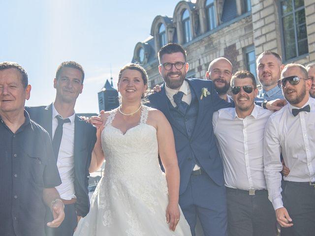 Le mariage de Kévin et Camille à Ranchicourt, Pas-de-Calais 19