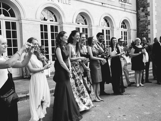 Le mariage de OLIVIER et LUBA à Le Mans, Sarthe 64