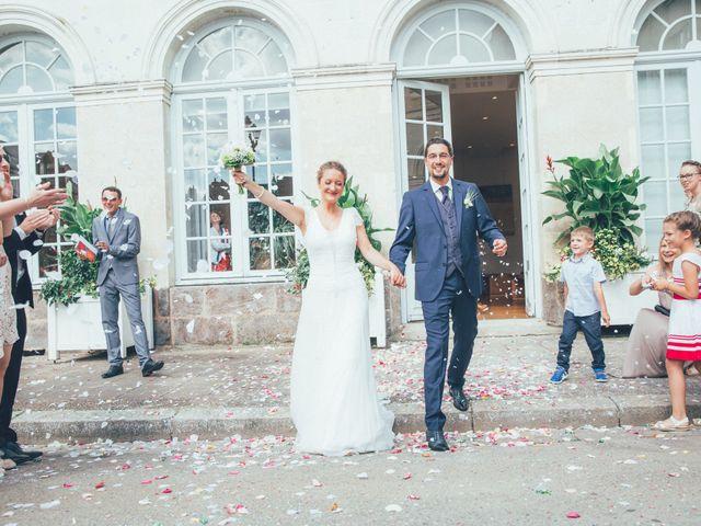 Le mariage de OLIVIER et LUBA à Le Mans, Sarthe 67