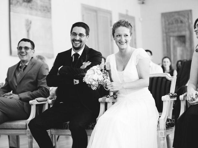 Le mariage de OLIVIER et LUBA à Le Mans, Sarthe 71