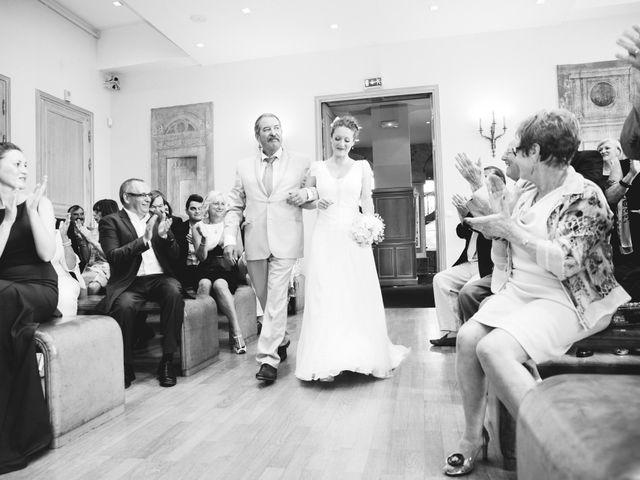 Le mariage de OLIVIER et LUBA à Le Mans, Sarthe 74