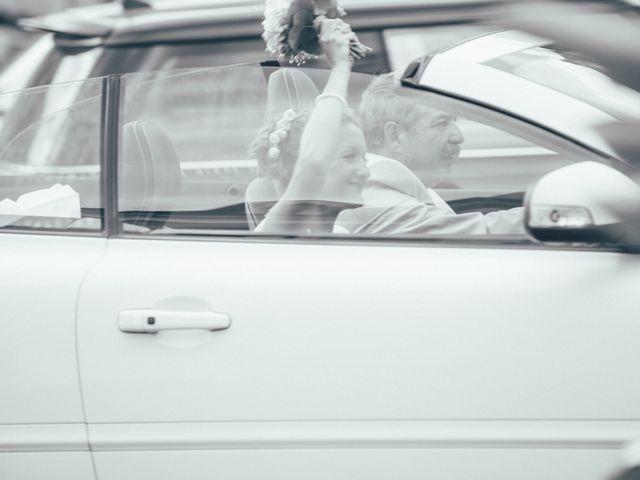 Le mariage de OLIVIER et LUBA à Le Mans, Sarthe 77