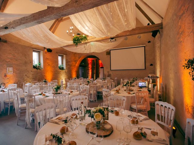 Le mariage de Etienne et Cham à La Bussière, Loiret 74