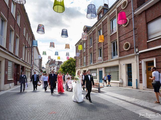 Le mariage de Florian et Elodie à Amiens, Somme 1