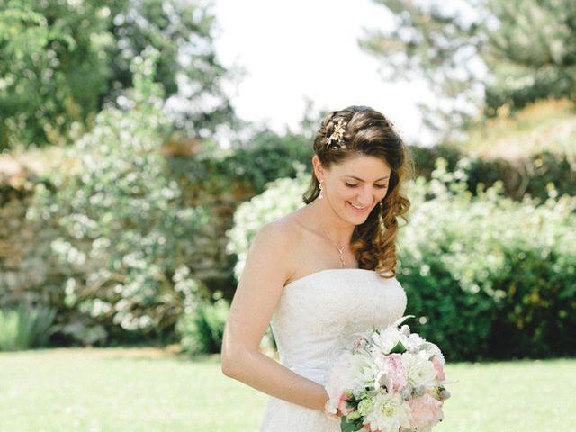 Le mariage de Jérome et Aurore à Nivillac, Morbihan 12