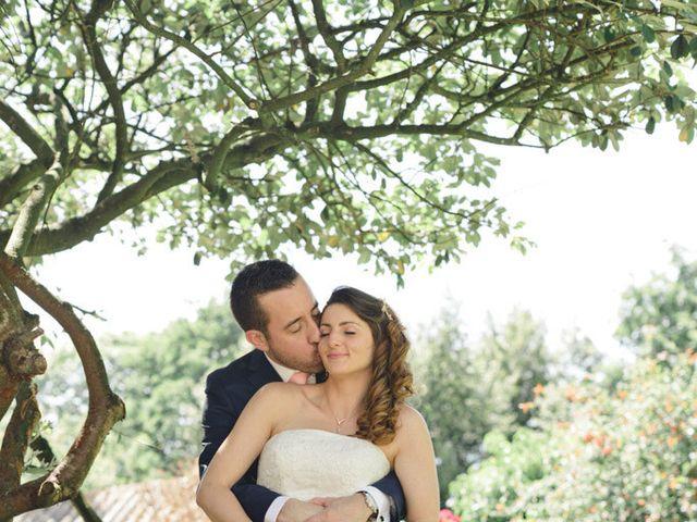 Le mariage de Jérome et Aurore à Nivillac, Morbihan 13