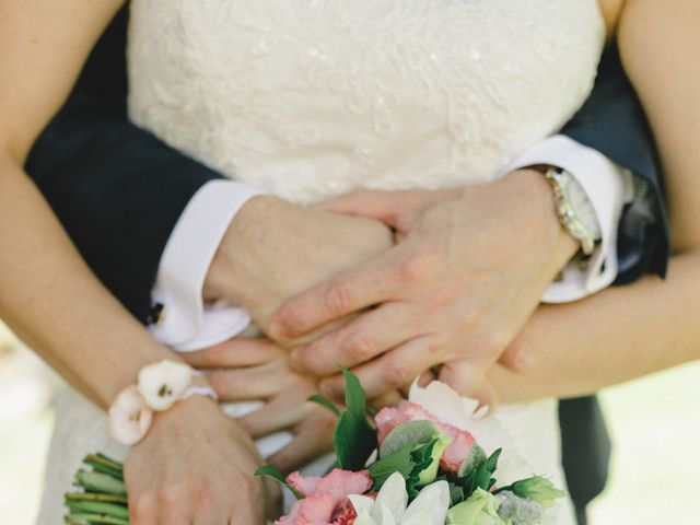 Le mariage de Jérome et Aurore à Nivillac, Morbihan 14
