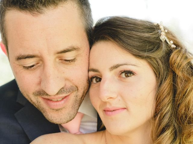 Le mariage de Jérome et Aurore à Nivillac, Morbihan 15
