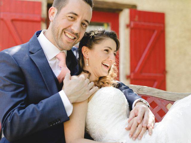 Le mariage de Jérome et Aurore à Nivillac, Morbihan 16