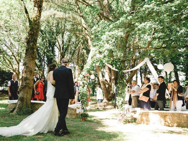 Le mariage de Jérome et Aurore à Nivillac, Morbihan 18