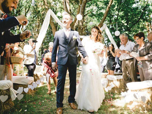 Le mariage de Jérome et Aurore à Nivillac, Morbihan 22