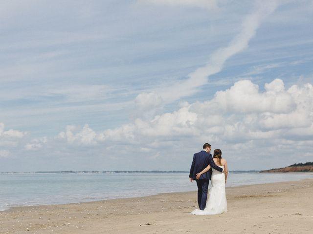 Le mariage de Jérome et Aurore à Nivillac, Morbihan 36