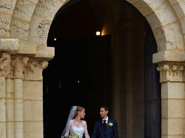 Le mariage de Pierrick et Alexandra à Jonzac, Charente Maritime 32