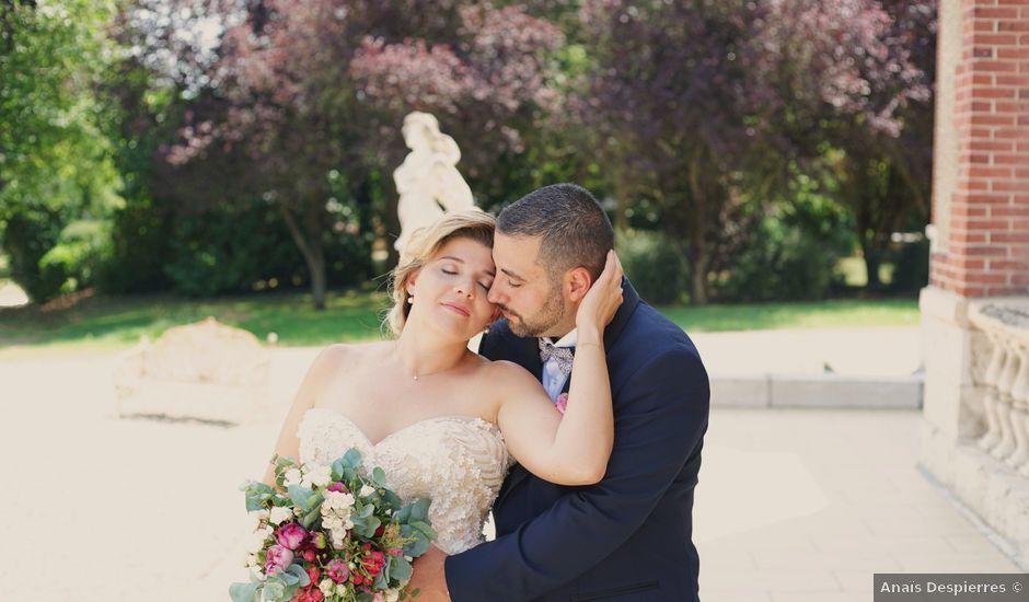 Le mariage de Jonathan et Sophie à Mignières, Eure-et-Loir