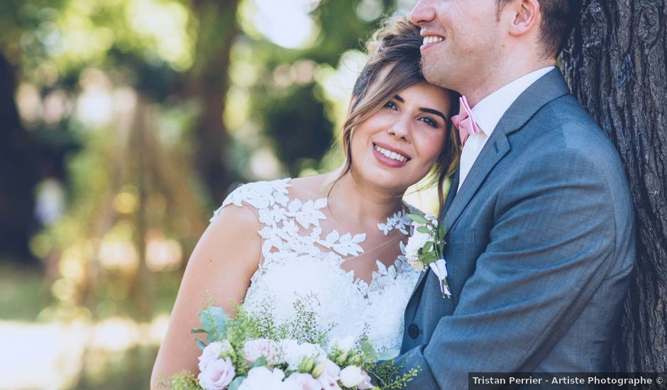 Le mariage de Alexis et Anaïs à Belvès-de-Castillon, Gironde