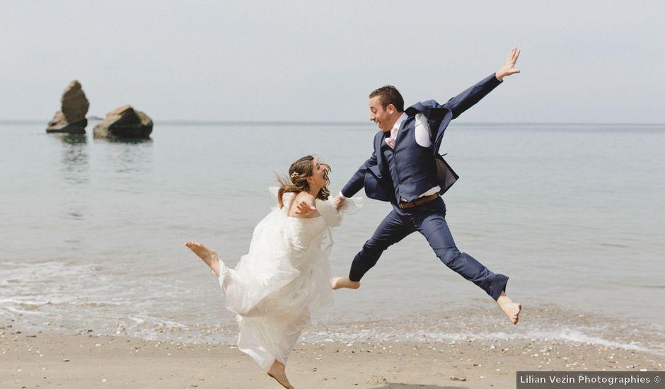 Le mariage de Jérome et Aurore à Nivillac, Morbihan