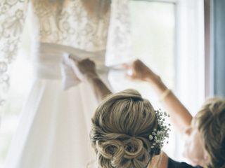 Le mariage de Tiffany et Henoc 3