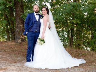 Le mariage de Alison et Yohann