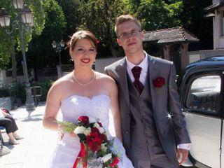Le mariage de Elodie  et Elodie et Esteban