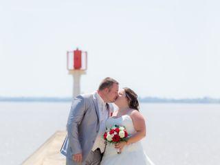 Le mariage de Alison et Christopher