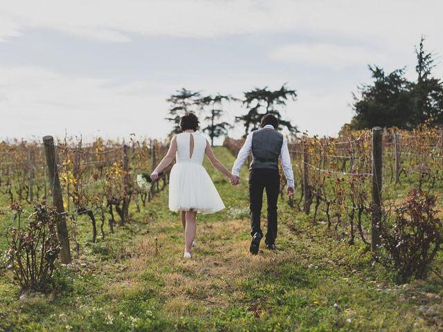Le mariage de Laurie et Yohan