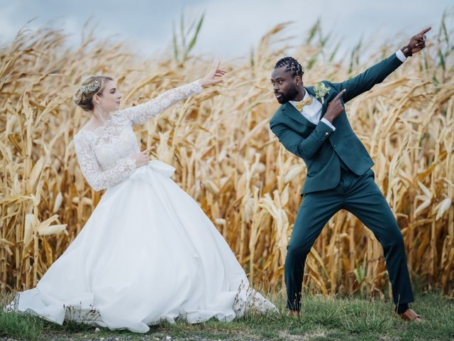 Le mariage de Henoc et Tiffany à Crisenoy, Seine-et-Marne 1