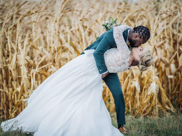 Le mariage de Henoc et Tiffany à Crisenoy, Seine-et-Marne 2
