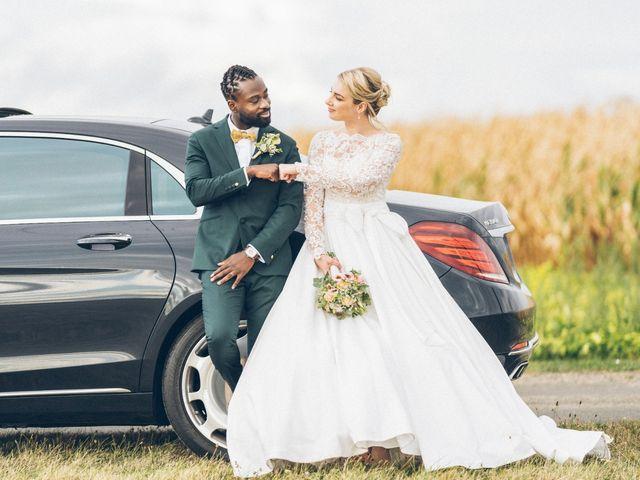 Le mariage de Tiffany et Henoc