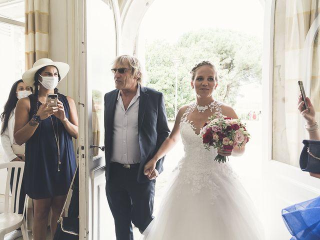 Le mariage de Guillaume et Stéphanie à Arsac, Gironde 18