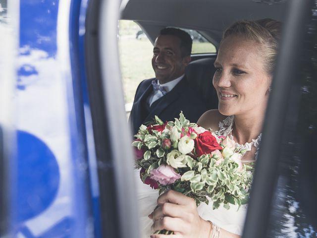 Le mariage de Guillaume et Stéphanie à Arsac, Gironde 33