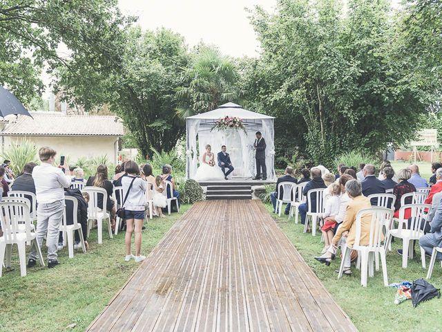 Le mariage de Guillaume et Stéphanie à Arsac, Gironde 38