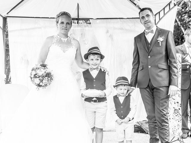 Le mariage de Guillaume et Stéphanie à Arsac, Gironde 50