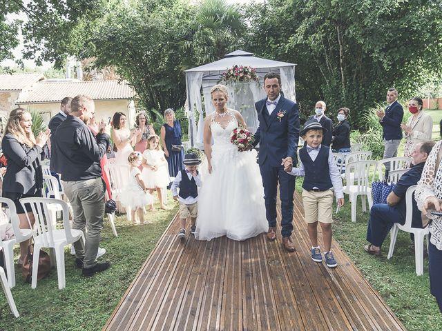 Le mariage de Guillaume et Stéphanie à Arsac, Gironde 51