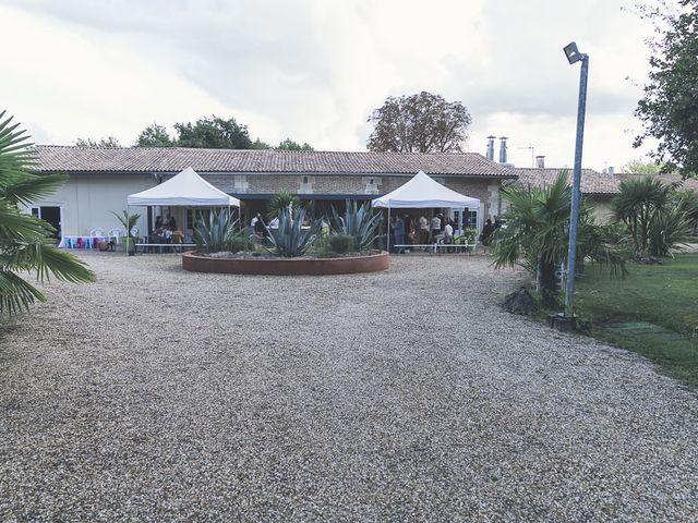 Le mariage de Guillaume et Stéphanie à Arsac, Gironde 64