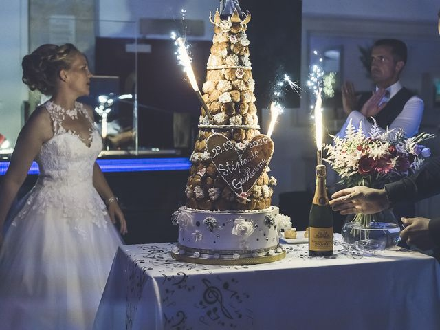 Le mariage de Guillaume et Stéphanie à Arsac, Gironde 91