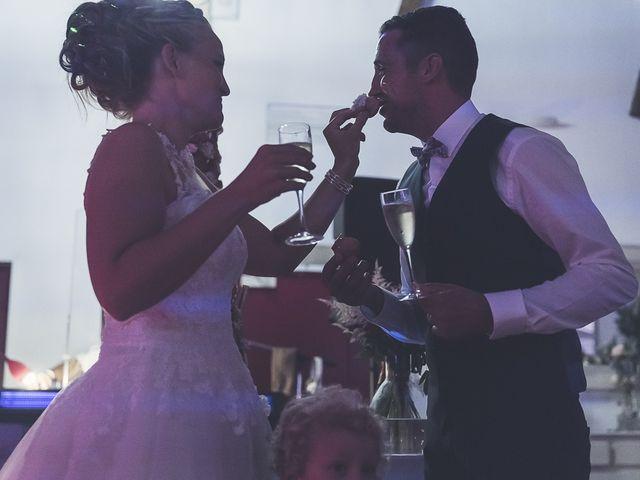 Le mariage de Guillaume et Stéphanie à Arsac, Gironde 92