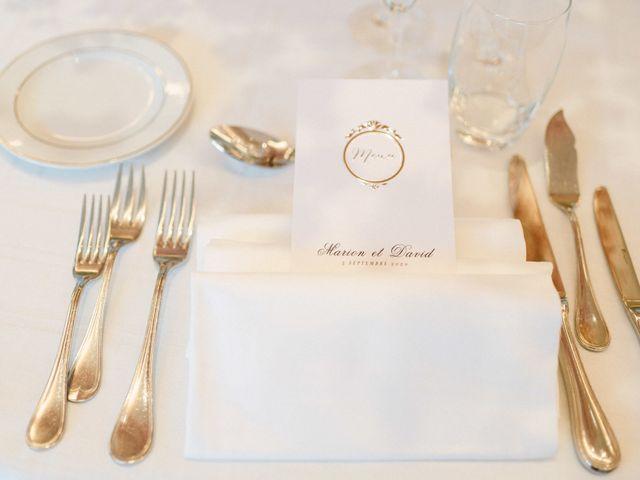 Le mariage de David et Marion à Chantilly, Oise 12