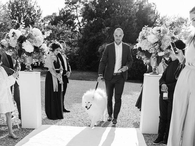 Le mariage de David et Marion à Chantilly, Oise 35