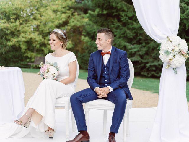 Le mariage de David et Marion à Chantilly, Oise 40