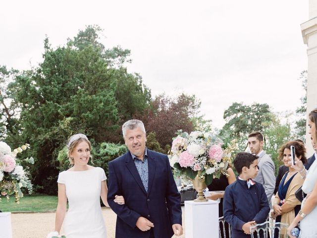Le mariage de David et Marion à Chantilly, Oise 36