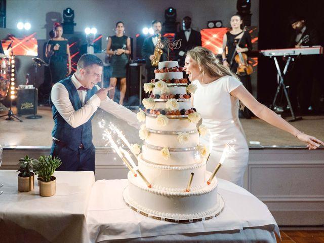 Le mariage de Marion et David