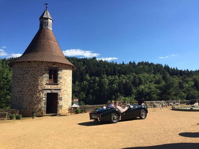 Le mariage de Blandine et Clément à Orcines, Puy-de-Dôme 4