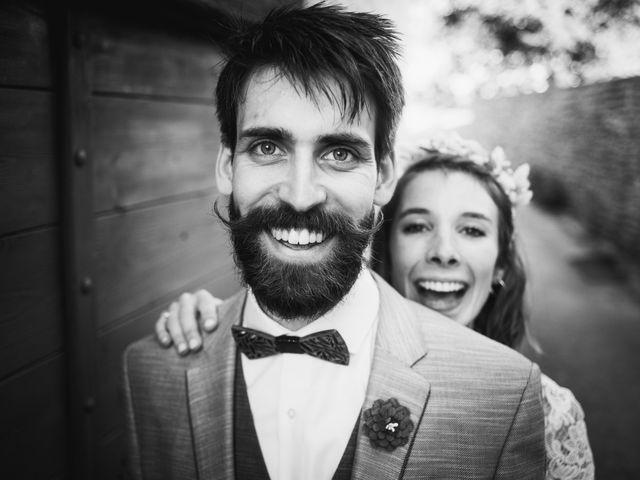Le mariage de Jean-Baptiste et Estelle à Gray, Haute-Saône 3