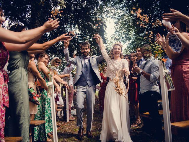 Le mariage de Jean-Baptiste et Estelle à Gray, Haute-Saône 1