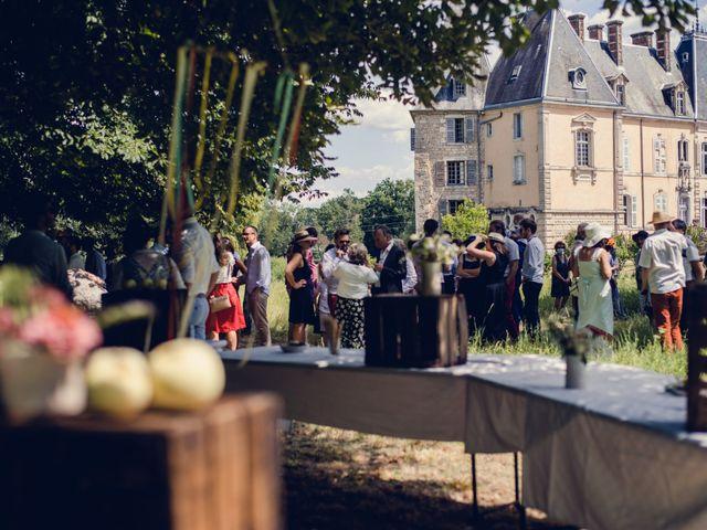 Le mariage de Jean-Baptiste et Estelle à Gray, Haute-Saône 8