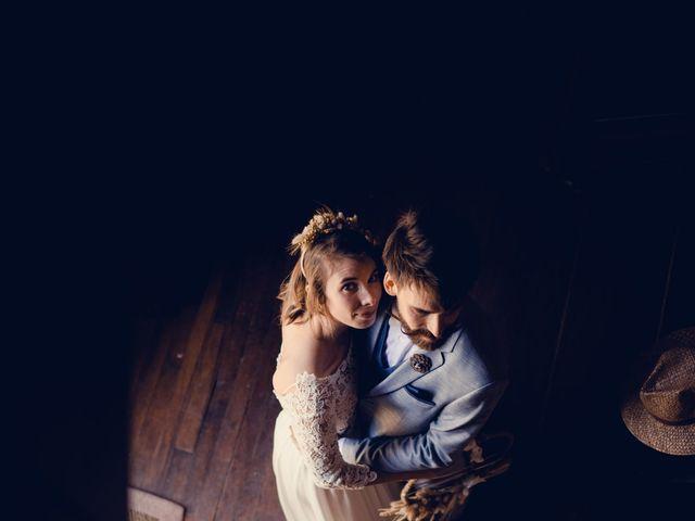 Le mariage de Jean-Baptiste et Estelle à Gray, Haute-Saône 9