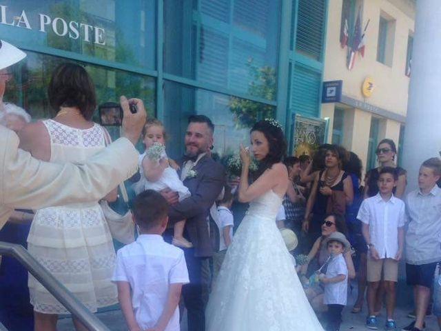 Le mariage de Fred et Cecilia  à Cruas, Ardèche 3