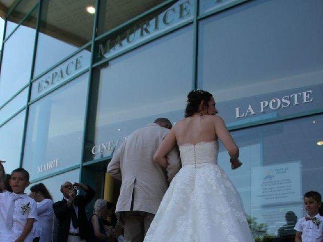 Le mariage de Fred et Cecilia  à Cruas, Ardèche 5