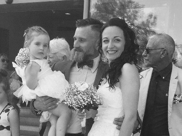 Le mariage de Fred et Cecilia  à Cruas, Ardèche 1
