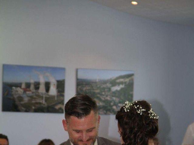 Le mariage de Fred et Cecilia  à Cruas, Ardèche 8